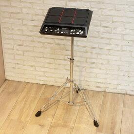 【即納可能】【状態SS級中古品】Roland SPD-SX Sampling Pad + PDS-10 Pad Stand 【本体と専用スタンドのセット】【送料無料】【あす楽対応_関東】