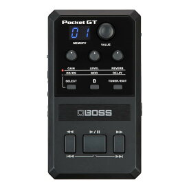 BOSS Pocket GT POCKET EFFECTS PROCESSOR【送料無料】