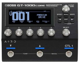 BOSS ボス GT-1000CORE Guitar Effects Processor【送料無料】