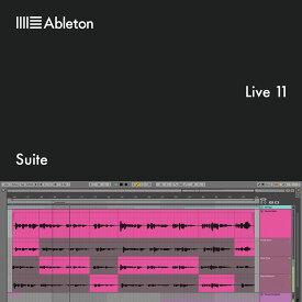 Ableton Live 11 Suite ダウンロード版【送料無料】
