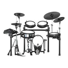 【キック・ペダル、スネア・スタンド、ハイハット・スタンド、ドラム・スローン別売】Roland ローランド 電子ドラム V-Drums TD-50K-S (TD-50K + MDS-50K + KD-120)