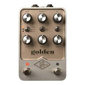 Universal Audio UAFX Golden Reverberator 【あす楽対応_関東】