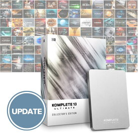 Native Instruments KOMPLETE 13 ULTIMATE Collector's Edition UPD