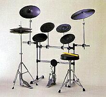 KEY Original PAD-5FK【 初心者にオススメ トレーニングドラムセット 】【送料無料】