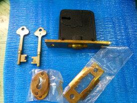 アンテーク錠 SHOWA 棒鍵 NO803 52mm