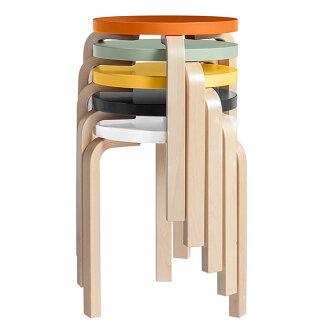 ALTECH artek凳子60/飞翔距离客场凳子60 80周年edishompaimiokara/伯奇北欧芬兰椅子椅子设计师家具摩登凳子/
