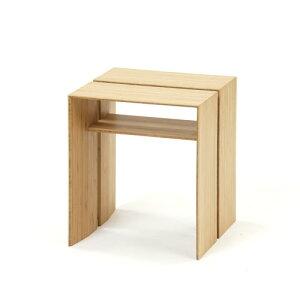 テオリ TEORI スリット スツール / TEORI F SLIT STOOL / 和室 洋室 モダン シンプル サイドテーブル 踏み台 /