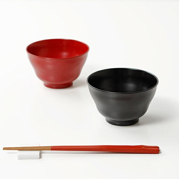 KEYUCA(ケユカ) Rin汁椀 II[汁椀 お椀 おしゃれ オシャレ モダン シンプル デザイン 日本製 和食器 ブラック(黒) レッド(赤)] 【RCP】