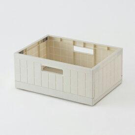 KEYUCA(ケユカ) Flappi ボックス[収納ボックス プラスチック 収納ケース 収納BOX コンパクト 折り畳み 小物収納 おしゃれ オシャレ モダン シンプル デザイン 新生活 ギフト プレゼント 通販 楽天] 【グッドプライス】
