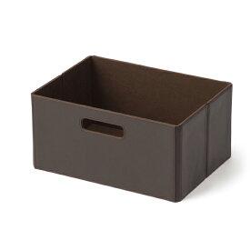 KEYUCA(ケユカ) Flappo たためるBOX II S[収納ボックス 収納ケース 収納BOX たためる コンパクト おしゃれ オシャレ シンプル かわいい ブラウン.アイボリー 新生活 ギフト プレゼント 通販 楽天] 【RCP】