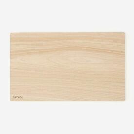 KEYUCA ケユカ ヒノキのまな板 II[まな板 木製 檜 カッティングボード 国産 おしゃれ オシャレ モダン シンプル デザイン 日本製 結婚祝い 引越し祝い 新生活 ギフト プレゼント 通販 楽天]