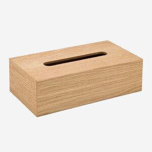 KEYUCA ケユカ クラスタ ティッシュボックスIII ナチュラル[ティッシュケース 木製 ティッシュボックスカバー スライド式 ティッシュボックスケース インテリア 雑貨 おしゃれ オシャレ モダ