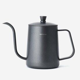 KEYUCA ケユカ DENK ドリップポット 600ml | コーヒードリップポット ステンレス 細口 ポット コーヒーポット 約4杯分 おしゃれ オシャレ モダン シンプル 引越し祝い ギフト コーヒー グッズ ケトル ステンレスケトル コーヒーケトル コーヒー器具