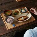 【KEYUCA公式店】ケユカ kulmio ファミリートレイ M | おしゃれ シンプル 木製 トレイ トレー ギフト カフェ お盆 キ…