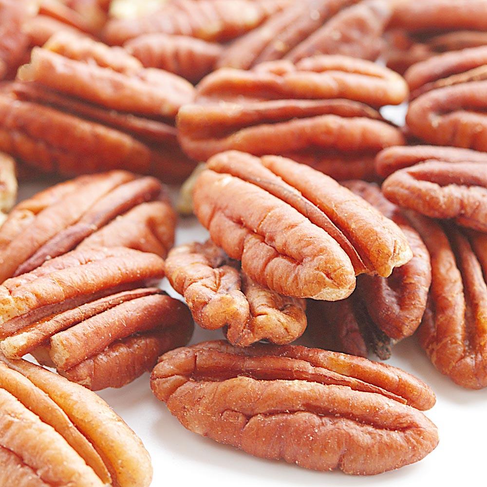 ピーカンナッツ 素焼き 無塩 無添加 無油 1kg ナッツ 送料無料
