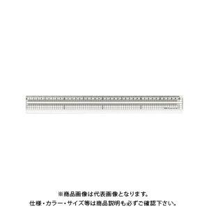 共栄プラスチック グランデ方眼みぞ付カッティング直線定規 GCT-40