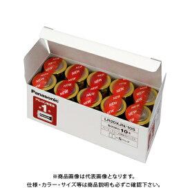 パナソニック アルカリ電池 単1 10個 オフィス LR20XJN/10S