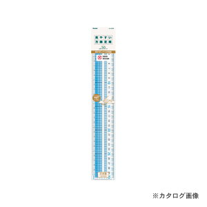 レイメイ藤井 見やすい方眼定規 30cm AJH308
