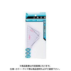 西敬 10cm三角定規セット(お名前シール付) PT-N4