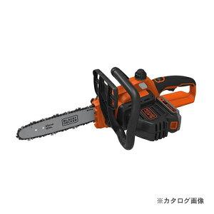 ブラックアンドデッカー BLACK&DECKER 18V2.0Ah 25cmリチウムチェーンソー (本体のみ) GKC1825LB-JP 17800 589949