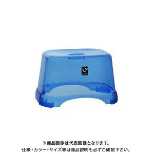 シンカテック アンティクリスタル 風呂椅子角 CL unc-B ブルー