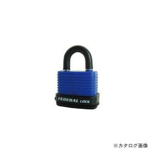フェデラル FEDERAL RL40W-B-P ダイヤル鍵 屋外用 ブルー