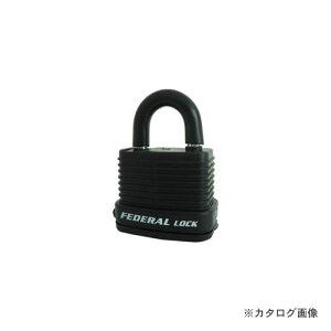 フェデラル FEDERAL RL40W-BK-P ダイヤル鍵 屋外用 ブラック