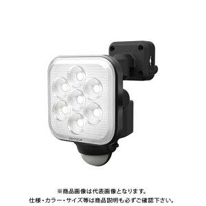 ムサシ ライテックス LED-AC1008 8Wx1灯 LEDセンサーライト LED-AC1008
