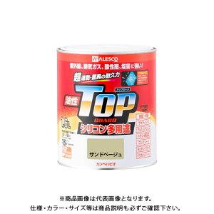 カンペハピオ 油性トップガード サンドベージュ 1.6L 00017640471016