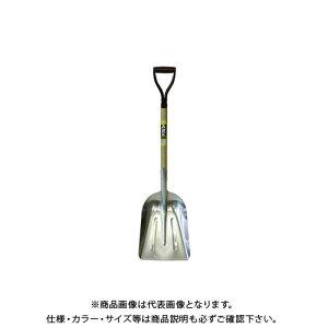 浅香工業 ASK A柄 アルミスコップ #3 #3504
