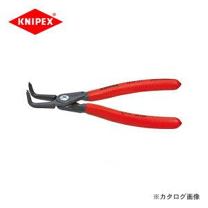 クニペックス KNIPEX 穴用精密スナップリングプライヤーJ41 4821-J41