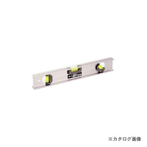 KOD アカツキ製作所 アルミ水平器(パック) L160Q-1200 003209