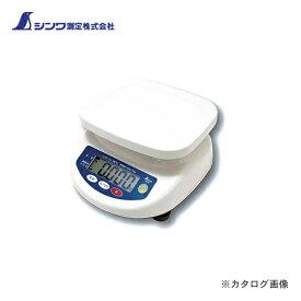 シンワ測定 デジタル上皿はかり 15kg取引証明以外用 70106