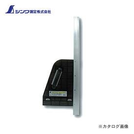 シンワ測定 丸ノコガイド定規 エルアングルライト 60cm 77967