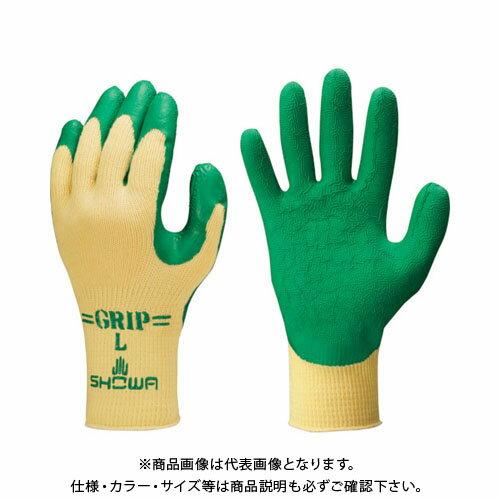 ショーワ No310グリップ(ソフトタイプ) Lサイズ 緑 NO310-L:GN