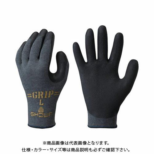 ショーワ グリップカーボン Mサイズ 黒 NO318-MBK