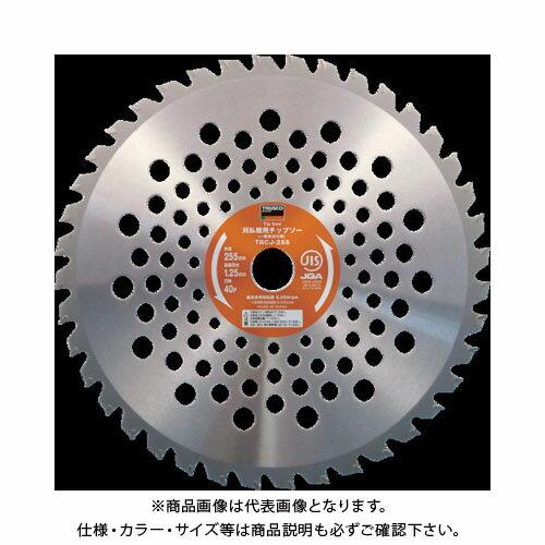 TRUSCO 刈払機用チップソー 一般草刈り用 Φ230X25.4X36P TBCJ-230