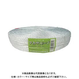 ツカサ PP融着三本撚ロープ(ツカサロープ) Y-5