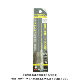 BIC TOOL 六角軸月光ドリル 9.0mm ブリスターパック 6GK9.0