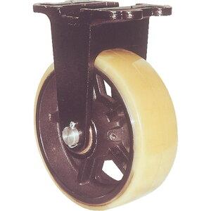 ヨドノ 鋳物重量用キャスター 許容荷重656.6 取付穴径13mm MUHA-MK150X75