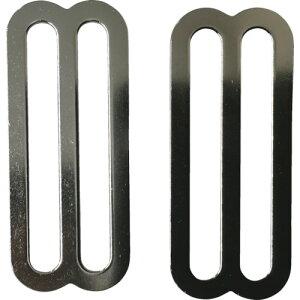 ユタカメイク 金具 板送り 50mm用(2個入り) JK-05