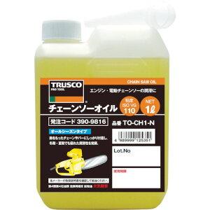TRUSCO チェーンソーオイル1L TO-CHN-1