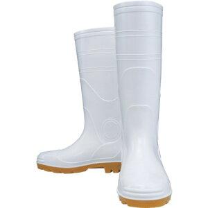 おたふく 安全耐油長靴 白 25.0 JW709-WH-250