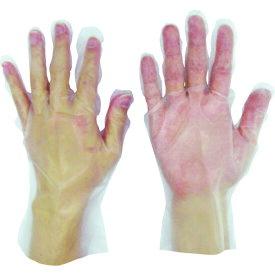 テイジン ポリエチレンぴったり手袋 Mサイズ (100枚入) PE-01C2-M