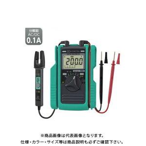 タスコ TASCO AC/DCクランプ付デジタルマルチメータ TA452EJ