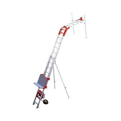 【運賃見積り】【直送品】ユニパー UNIPER UP-103D-Z-3F パワーコメット 下置きタイプ 3階用 103-00-030