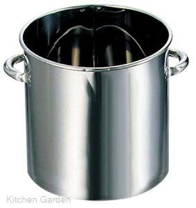 EBM フライヤー用 油缶 15リットル(φ270) .[18-0 ステンレス製]
