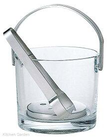 ガラス製 アイスペール ノーブル P-12601-JAN .[ガラス製]