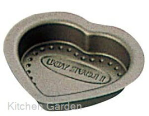 テフロンセレクト チョコレート ハート型 小