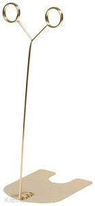 ツインリングスタンド TW-20-G ゴールド 59487